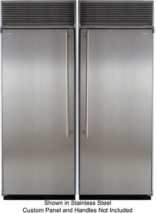 Marvel M60CFRWP Side-By-Side Refrigerators