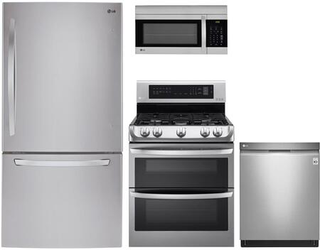 LG 729203 Kitchen Appliance Packages