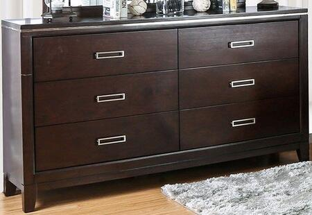 Furniture of America CM7412D Winnifred Series  Dresser
