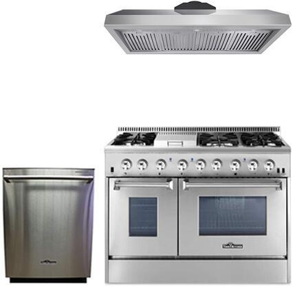 Thor Kitchen 749971 Kitchen Appliance Packages