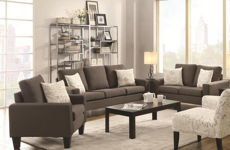 Coaster 504764SLC Bachman Living Room Sets
