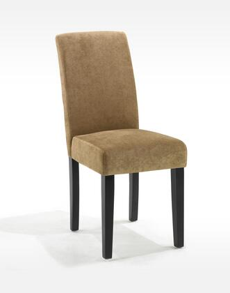 Armen Living LCMD014SIMFTO MD-014 Series  Dining Room Chair