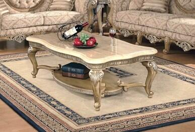 Yuan Tai JA7000-COFFEE Traditional Table