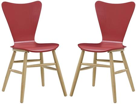 Magnificent Modway Eei3476Red Pabps2019 Chair Design Images Pabps2019Com