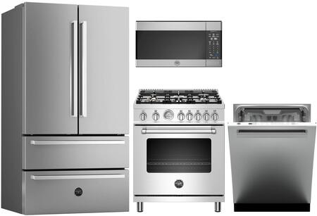 Bertazzoni 743415 Kitchen Appliance Packages