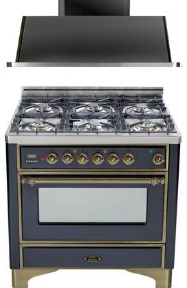 Ilve 720036 Majestic Kitchen Appliance Packages