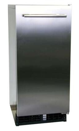 Aficionado C883  Ice Maker with 27 lbs Ice Storage, in Stainless Steel