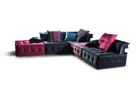 VIG Furniture VGDVLS103DA  Fabric Sofa