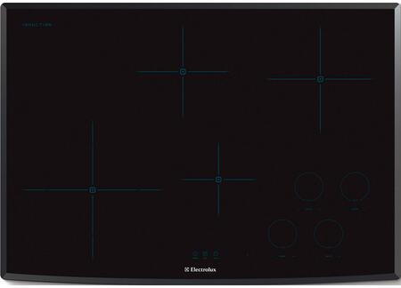 "Electrolux EW30IC60L 30"" Wide Induction Cooktop with 4 Cooking Zones, Exceptional Temperature Control, Perfect Set Controls, Power Assist Function, More Energy Efficient, Easy-To-Clean Surface:"