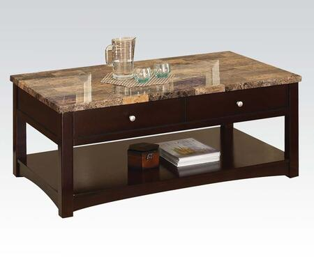 Acme Furniture 80018 Espresso Transitional Table