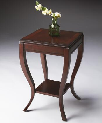 Butler 2113024 Plantation Cherry Series Traditional Square End Table