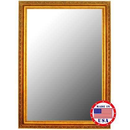 Hitchcock Butterfield 81030X 2nd Look French Louis XII Gold Framed Wall Mirror