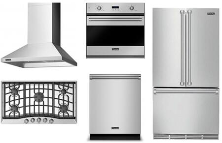 Viking 715755 Kitchen Appliance Packages