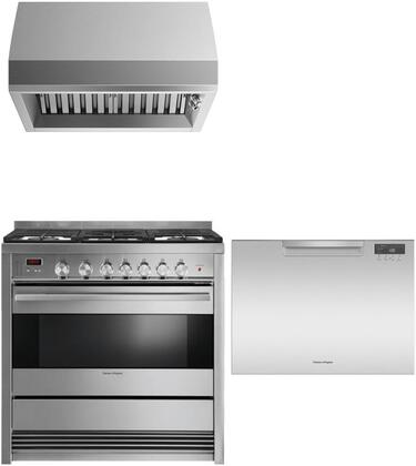 Fisher Paykel 718590 Kitchen Appliance Packages