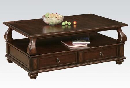 Acme Furniture 80010 Walnut Casual Table