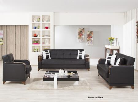 Casamode ALMIRASBLSACZBNL Living Room Sets