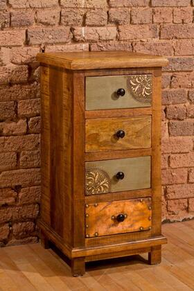 Hillsdale Furniture 5732887 Belina Series Freestanding Wood 4 Drawers Cabinet