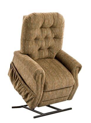 MedLift 2553  25 Series, Three-way Reclining Lift Chair: