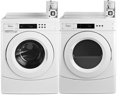 Whirlpool 963691 Washer and Dryer Combos