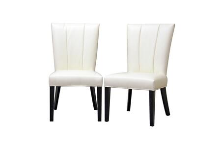 Wholesale Interiors Y928DU8143 Janvier Series  Dining Room Chair