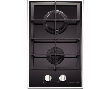 Kuppersbusch GKS37200MUL  Gas Sealed Burner Style Cooktop, in Black