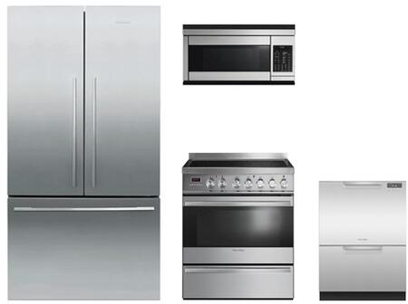 Fisher Paykel 798506 Kitchen Appliance Packages