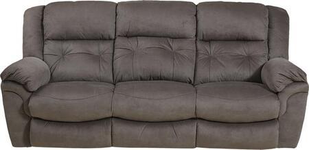Catnapper 64255204438204538 Joyner Series  Faux Leather Sofa