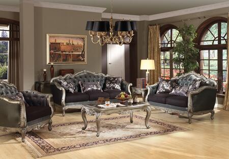 Acme Furniture 51540SLCT Chantelle Living Room Sets