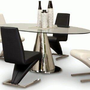 Chintaly TAMARADTOVLSET Tamara Dining Room Sets