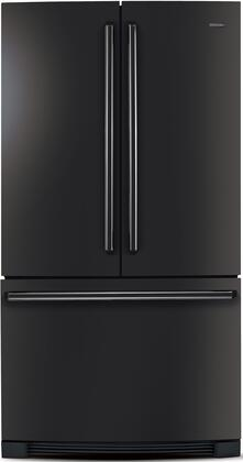 Electrolux EI27BS16JB IQ-Touch Series  French Door Refrigerator with 26.7 cu. ft. Total Capacity 4 Glass Shelves