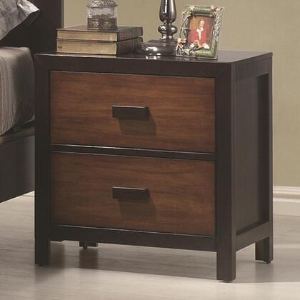 Coaster 202052 Coral Series  Wood Night Stand