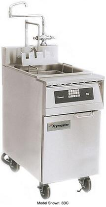 "Frymaster 8C- 18"" Pasta Magic Series Commercial Electric Pasta Cooker with 8 kw Electrical Input, 8.75 Gal Capacity, Incolony Heating Element and Programmable Timer Controller, in Stainless Steel"
