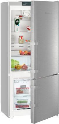 liebherr cs1400rim 30 inch stainless steel counter depth bottom rh appliancesconnection com Liebherr Wine Fridge Liebherr Refrigerator Freezer