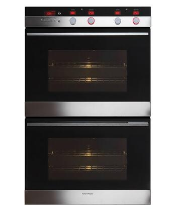 Fisher Paykel OB30DDEPX1 Double Wall Oven, in Stainless Steel