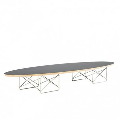 Fine Mod Imports FMI2018BLACK Chrome modern/contemporary Table