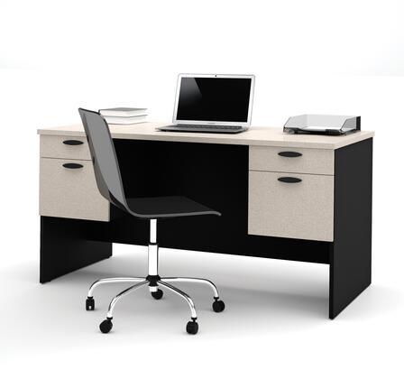Bestar Furniture 69400 Hampton executive desk