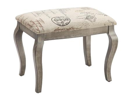 Stein World 12181 Vanity Fabric Wood Frame Accent Chair