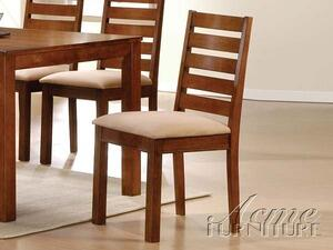 Acme Furniture 16812 Olivia Series Transitional Wood Frame Dining Room Chair