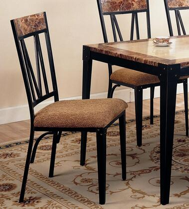 Coaster 120412 Ocean Park Series Contemporary  Dining Room Chair