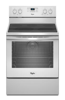 Whirlpool WFE540H0AW  Electric Freestanding |Appliances Connection