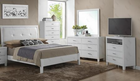 Glory Furniture G1275AQBDMTV G1275 Queen Bedroom Sets