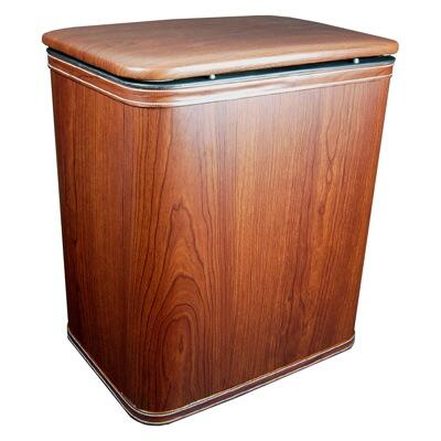 Redmon 730X Woodgrain Vinyl Nursery Hamper in