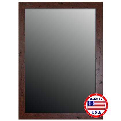Hitchcock Butterfield 80770X 2nd Look New England Walnut Framed Wall Mirror