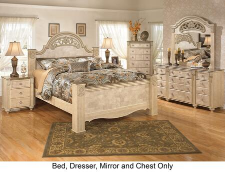 Signature Design by Ashley B346686699313646 Saveaha King Bed