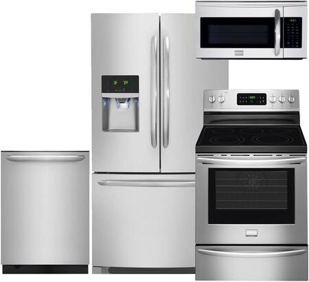 Frigidaire 767608 Gallery Kitchen Appliance Packages