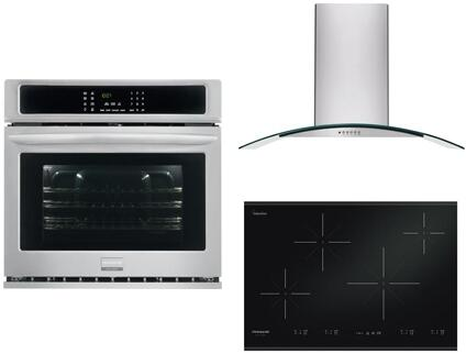Frigidaire 801053 Gallery Kitchen Appliance Packages