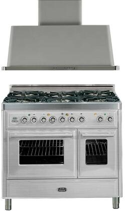 Ilve 721538 Kitchen Appliance Packages