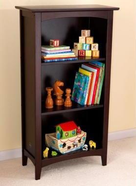 KidKraft 14043  Wood 3 Shelves Bookcase