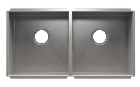Julien Template: UrbanEdge 003637 Undermount Double Bowl Stainless ...