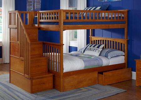 Atlantic Furniture AB55817  Bunk Bed